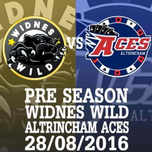 First Outing For New Look Widnes Wild