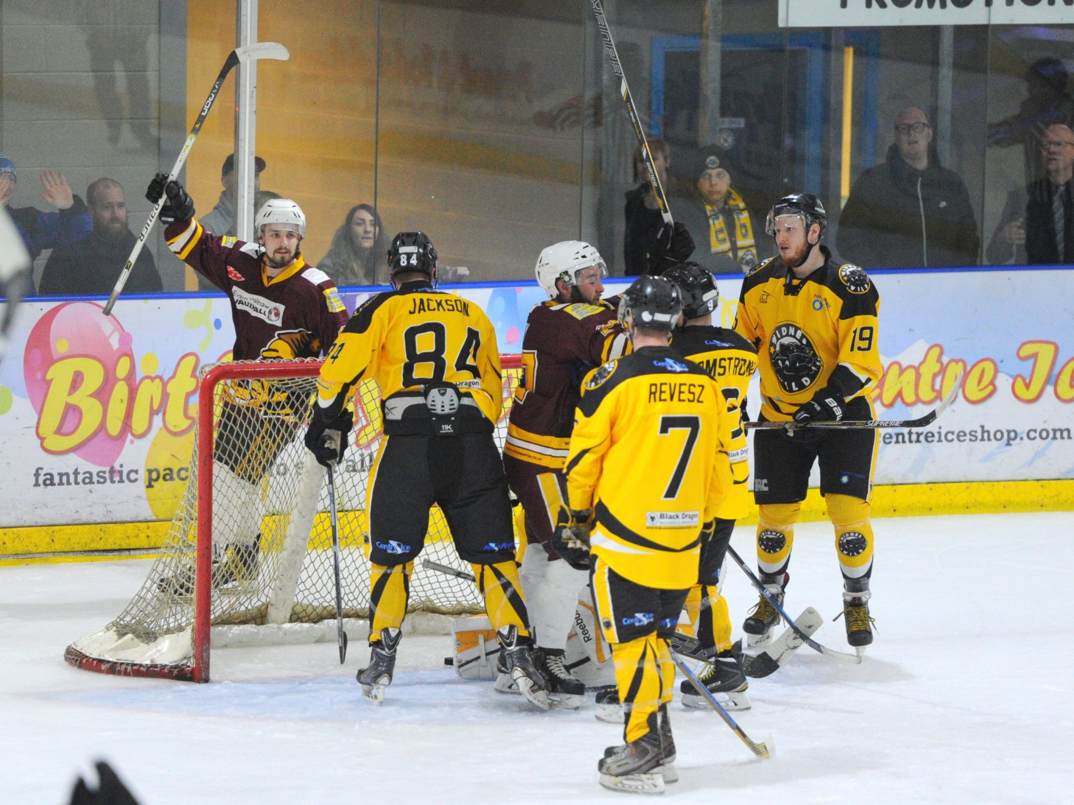 Widnes Wild In The Promotion Game