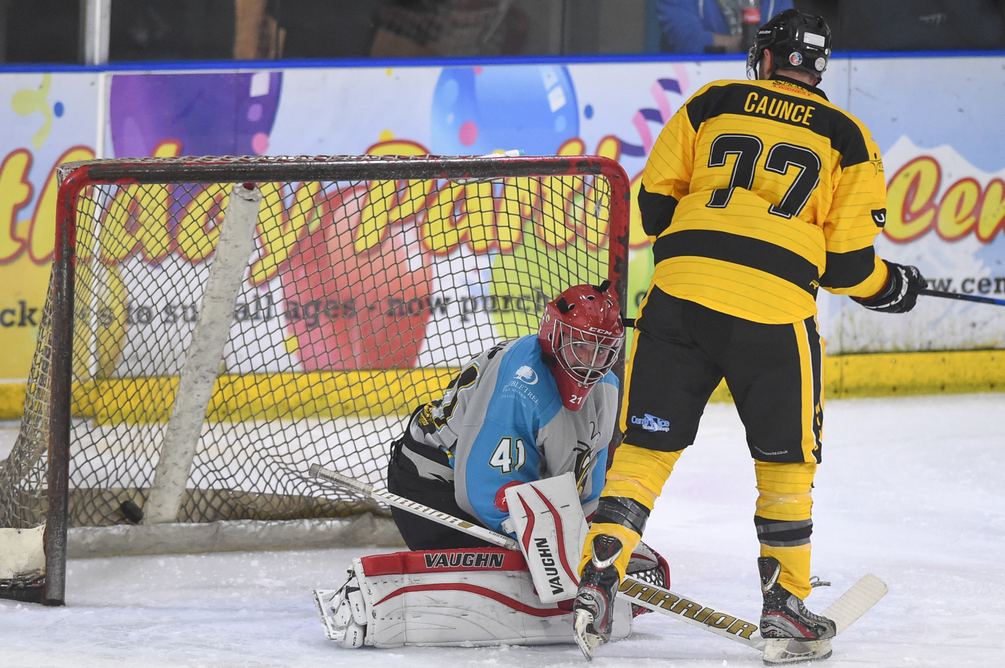 NiHL Player of the Month