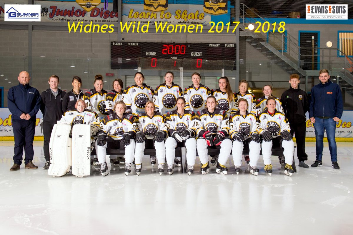 Join The Wild Women For The 2018/19 Season