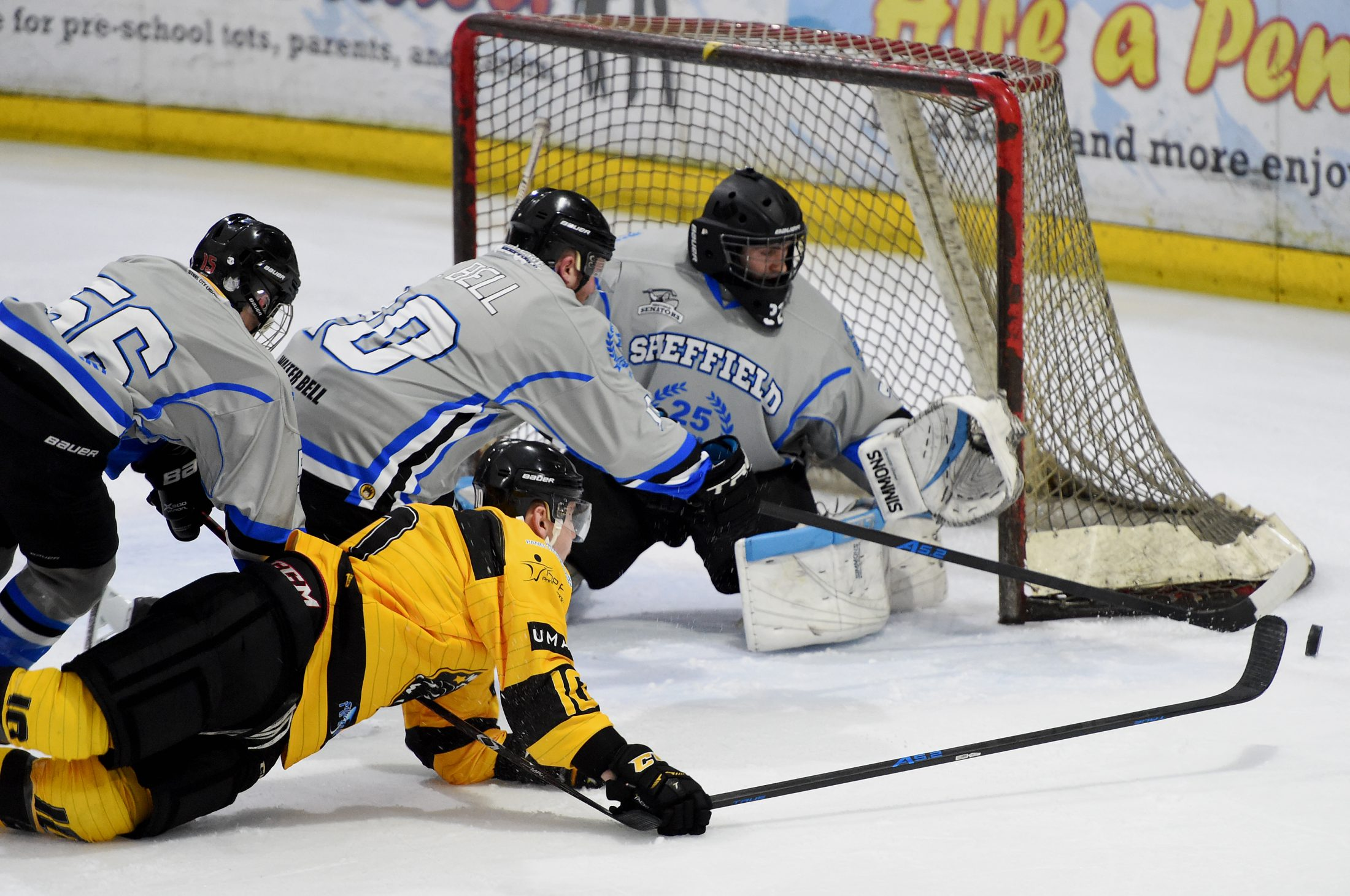 Wild Foiled By Sheffield Steal In Last Home League Game