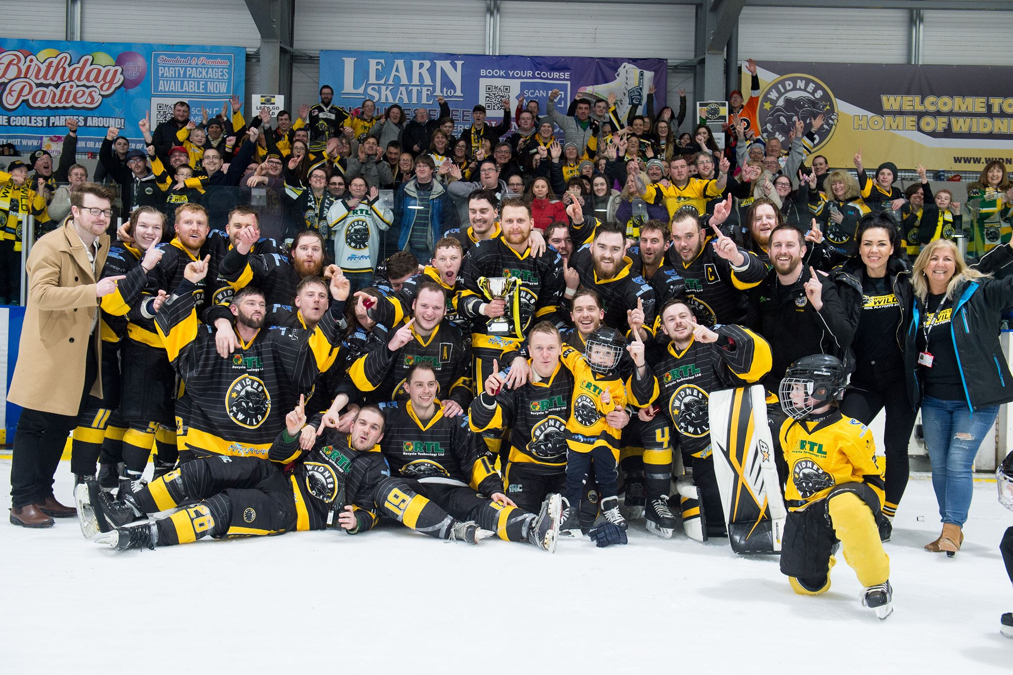 Widnes Wild In The Play Offs – Part Two