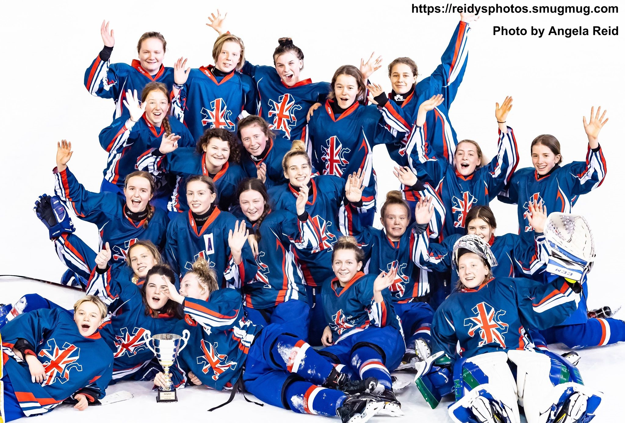 Wild Woman Katie Makes Team GB U18 Debut
