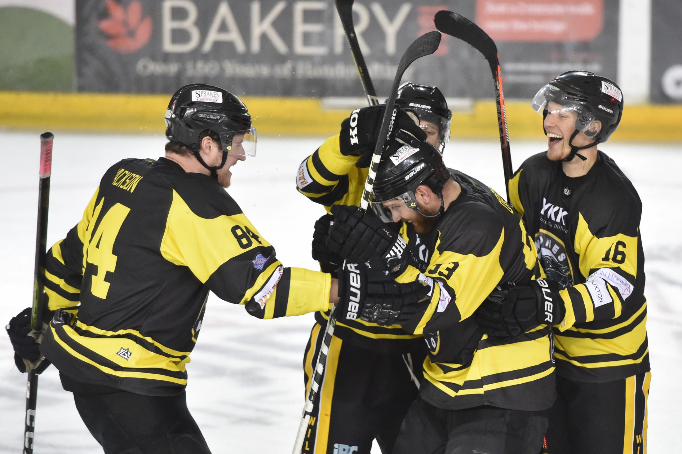 Wild Go 7 Points Clear At Top After Aces Win