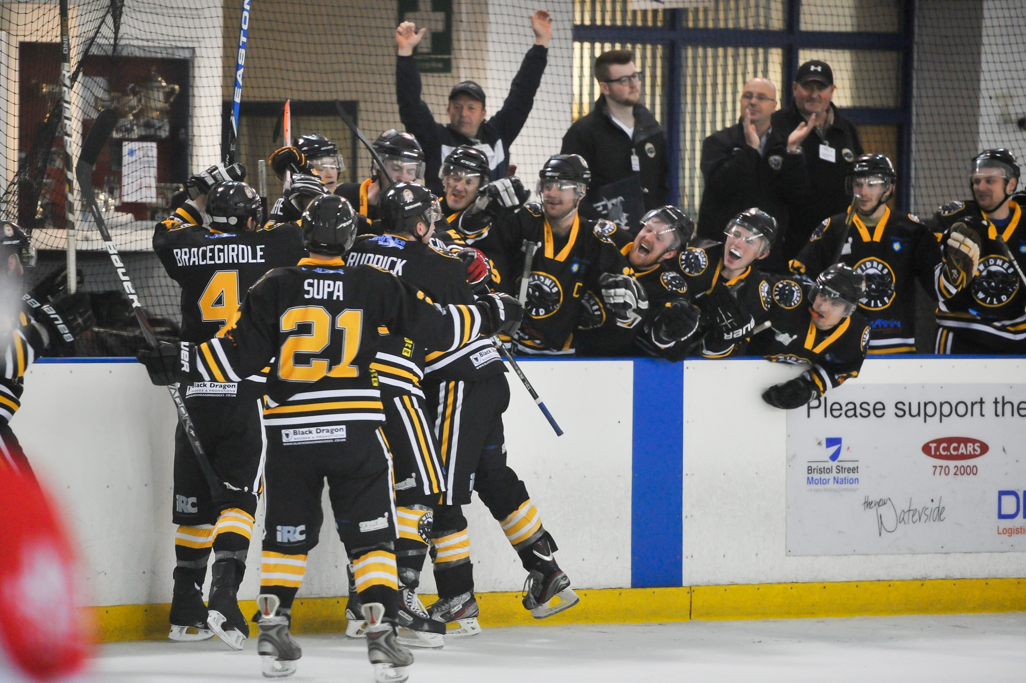 Widnes Wild In The Play Offs – Part One