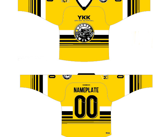 Wild Launch NIHL North Streaming Cup Shirt