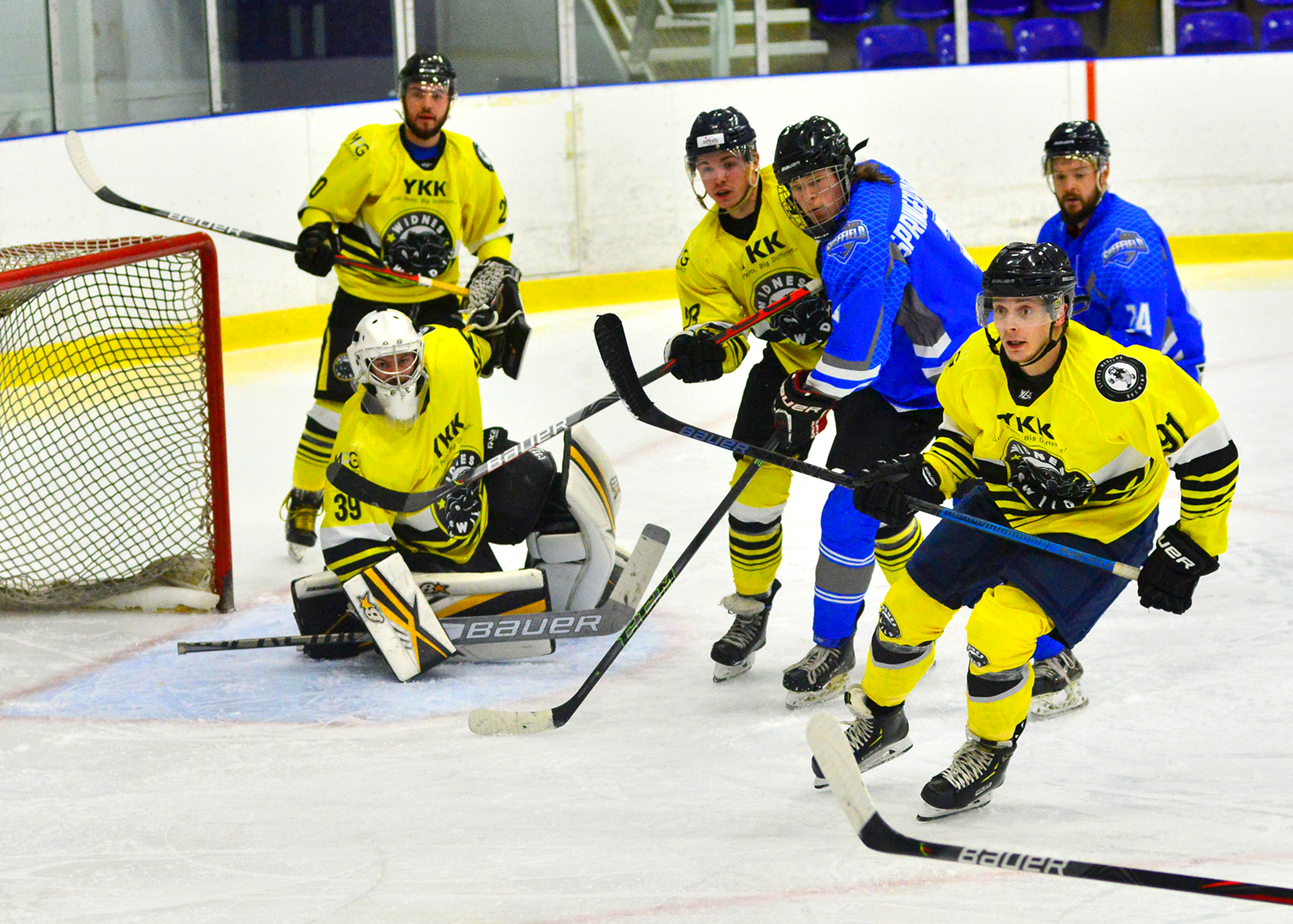 Weekend Preview: Wild v Scimitars