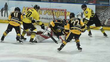 Three Rivers Cup: Wild 2 – Lions 6