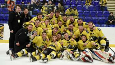 Wild Crowned Division 1 National Champions