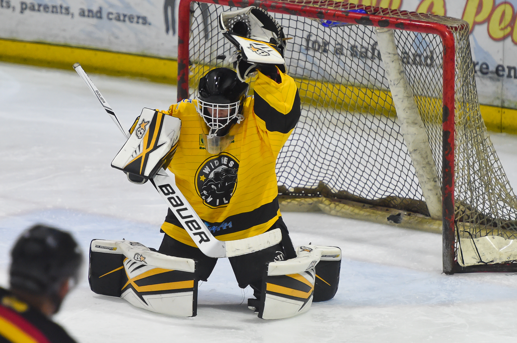 Early Christmas Cheer As Wild Shut Out Bulldogs