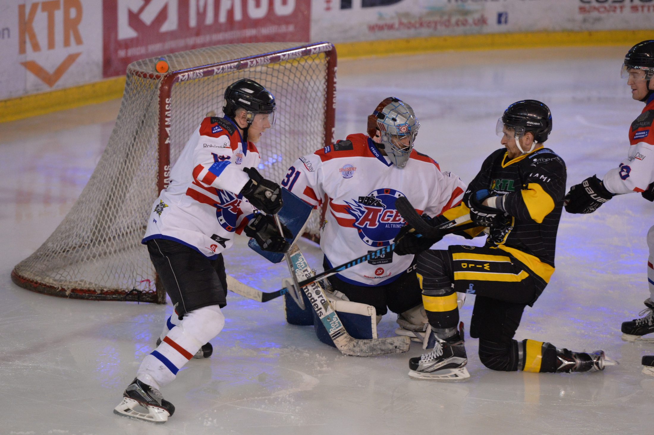 Wild Qualify For Play Offs With OT Point At Aces