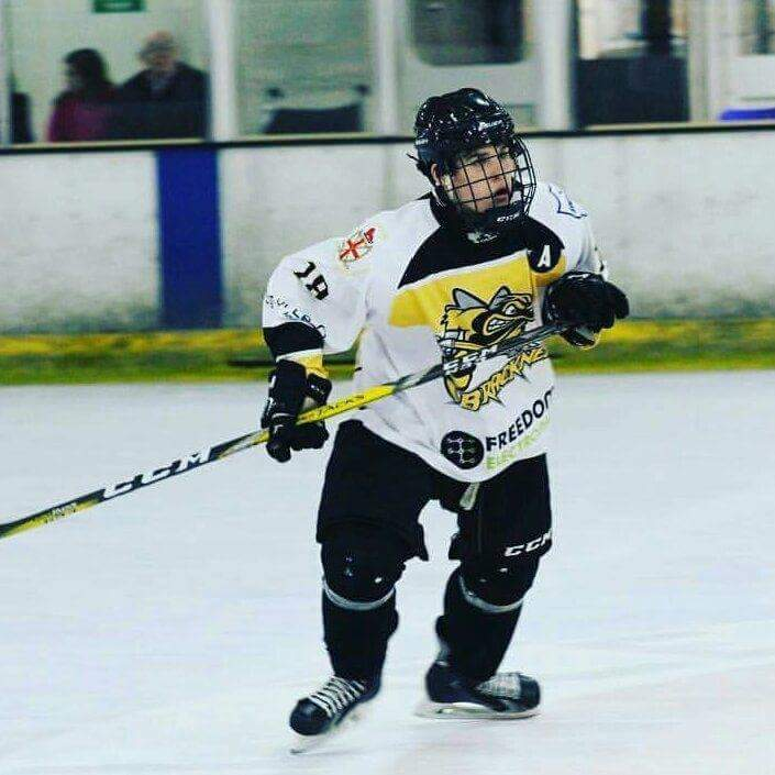 A Wild Welcome to Bracknell's Daniel Fay