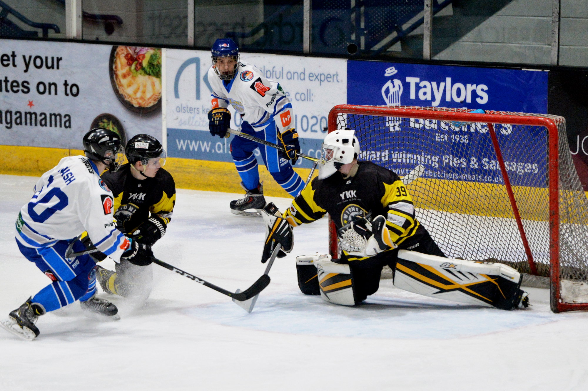 Sweet 16 For Wild After Tough Coventry Win