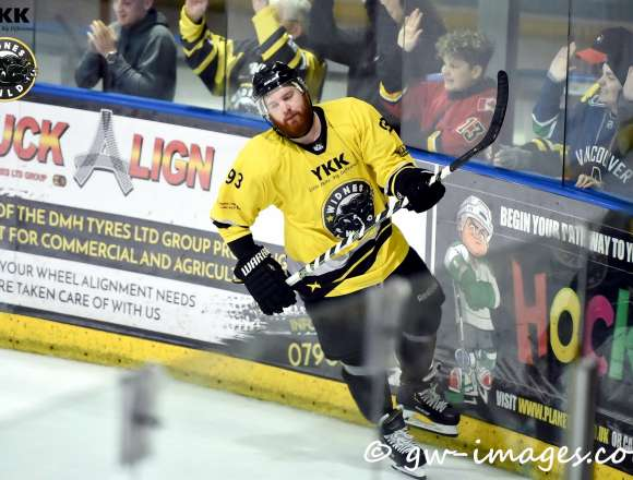 Dippnall Named Laidler Player Of The Month