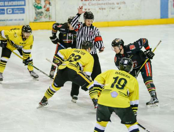 Weekend Preview: NIHL North Cup Finale
