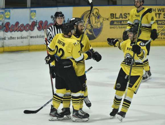 NIHL North Cup:  Wild 3 – Scimitars 4