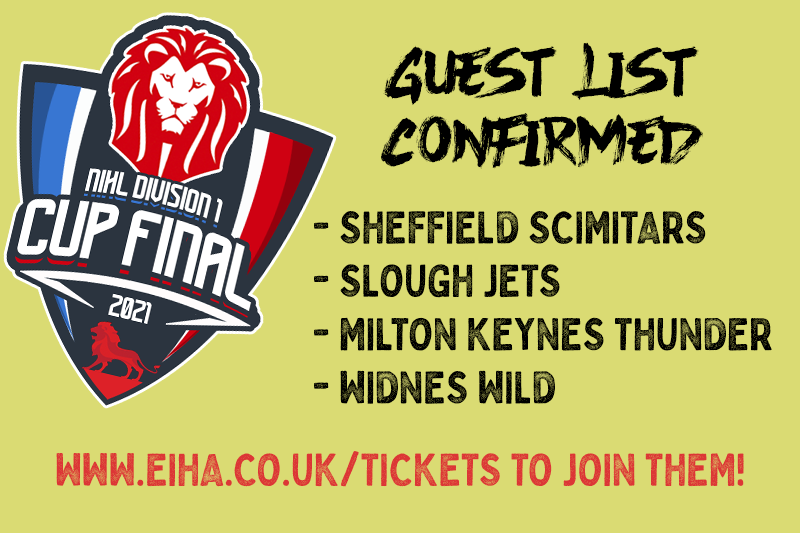 Wild To Play In Cup Final Weekend In Sheffield