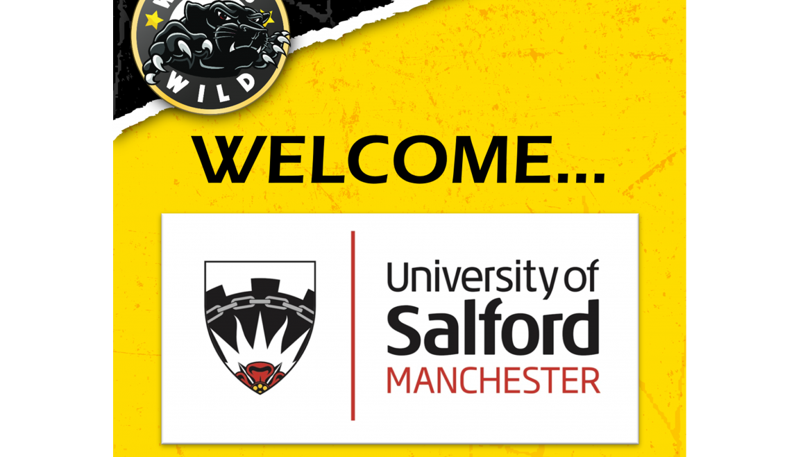Wild Announce Partnership With University Of Salford